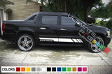 Sport Stripes Vinyl Decal Sticker Graphic Chevrolet Avalanche