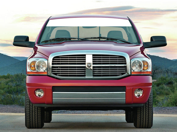 Sport Windshield Banner Strip Decal Sticker Dodge Ram 2001-2016