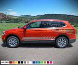 Decal for Volkswagen Tiguan 2010 - Present