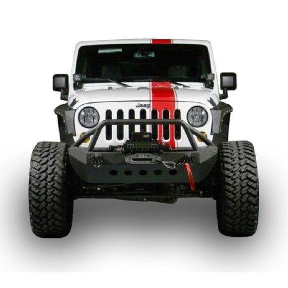Decal Full Stripes Compatible with Jeep JL Wrangler 2019-Present