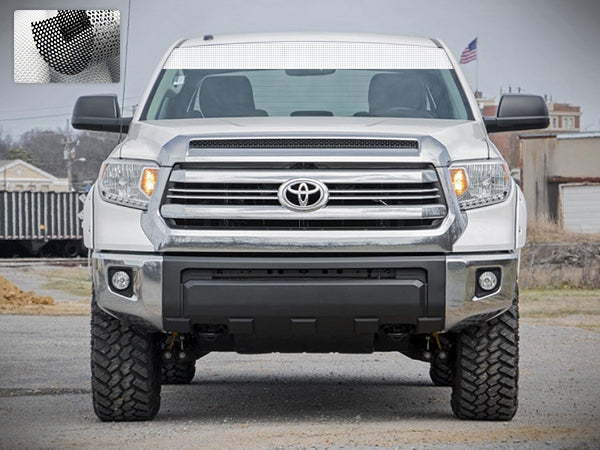 Windshield Banner Sun Visor Strip Vinyl Sticker Graphic Toyota Tundra