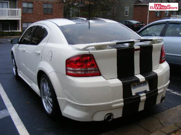 Decal Sticker Full Stripes Kit For Dodge Avenger 2007 - Present