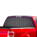Iron Metal Perforated for Ford F150 decal 2015 - Present
