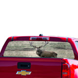 Deer 2 Perforated for Chevrolet Colorado decal 2015 - Present
