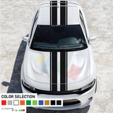 Decal Vinyl Body Stripe Kit For Dodge Charger SRT RT 2011 - Present