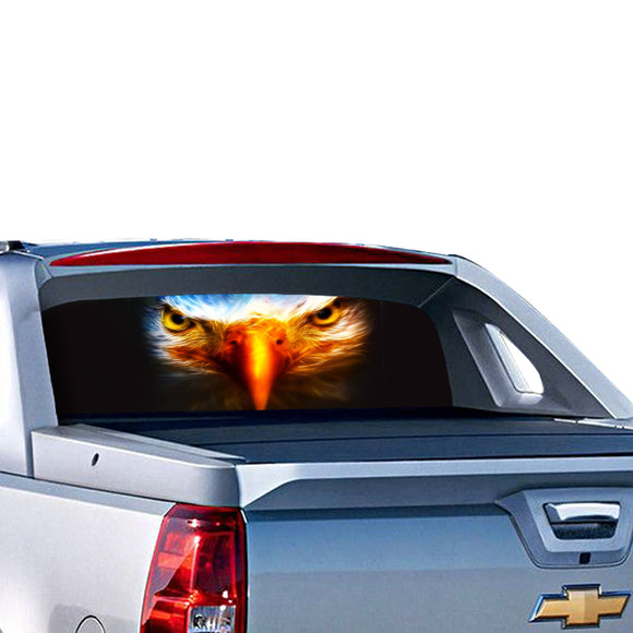 Eagle Perforated for Chevrolet Avalanche decal 2015 - Present