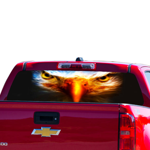 Eagle Perforated for Chevrolet Colorado decal 2015 - Present