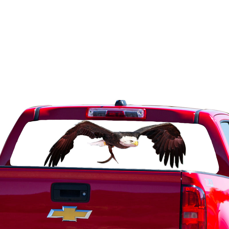 Eagle 1 Perforated for Chevrolet Colorado decal 2015 - Present