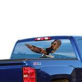 Eagle 1 Perforated for Chevrolet Silverado decal 2015 - Present