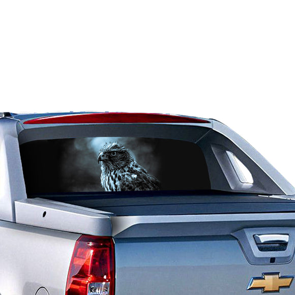 Eagle 4 Perforated for Chevrolet Avalanche decal 2015 - Present