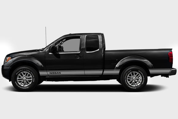 Decal Vinyl for Nissan Frontier king cab 2015 - Present