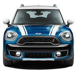 Full Stripes Decal Sticker Graphic Compatible with Mini Countryman 2010-Present