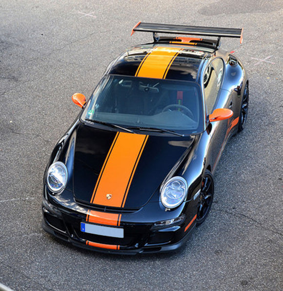 Decal Full Sport Stripe Body Kit Compatible with Porsche 911 2012-Present