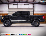 Stripes Decal Sticker Graphic Compatible with Ford F150 Series