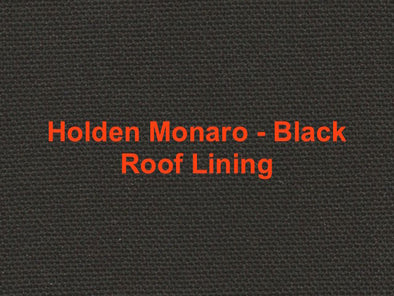 Roof Lining head lining Velour Ford Holden Monaro Mitsubishi Magna Falcon XR6 SS