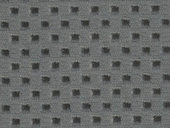 VELOUR - GREY PATTERN 140cm Wide for Automotive