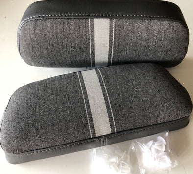 FORD XE ESP rear Head Rest Pair complete new