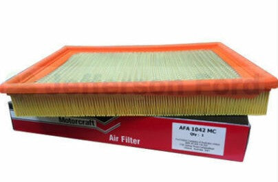FORD Air Filter AFA1042MC EF EL AU NF NL NU DF DL DU Ghia 6 cylinder V8 Falcon Fairmont Fairlane LTD
