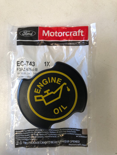 FORD ENGINE OIL FILLER CAP V8 5.0 EB ED EF EL AU XH TICKFORD T Series TE50 TS50 TL50 PURSUIT EC-743