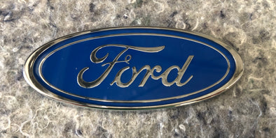 FORD 115mm XC XD XE XF EA EB ED XG ZH P6 FC FD FE ZJ ZK ZL OVAL BADGE