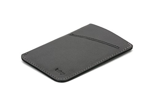 Bellroy Leather Card Sleeve Wallet in Black