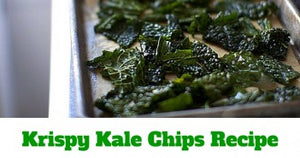 Krispy Kale Chips Recipe