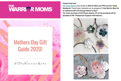 Warrior Moms - Mother's Day Gift Guide 2020