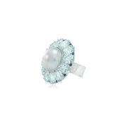 Mabe Japanese Pearl Ring