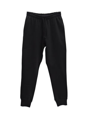 Black Heavy Fleece - STREET JOGGER