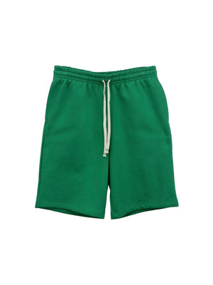 blank emerald green - LONG SHORT
