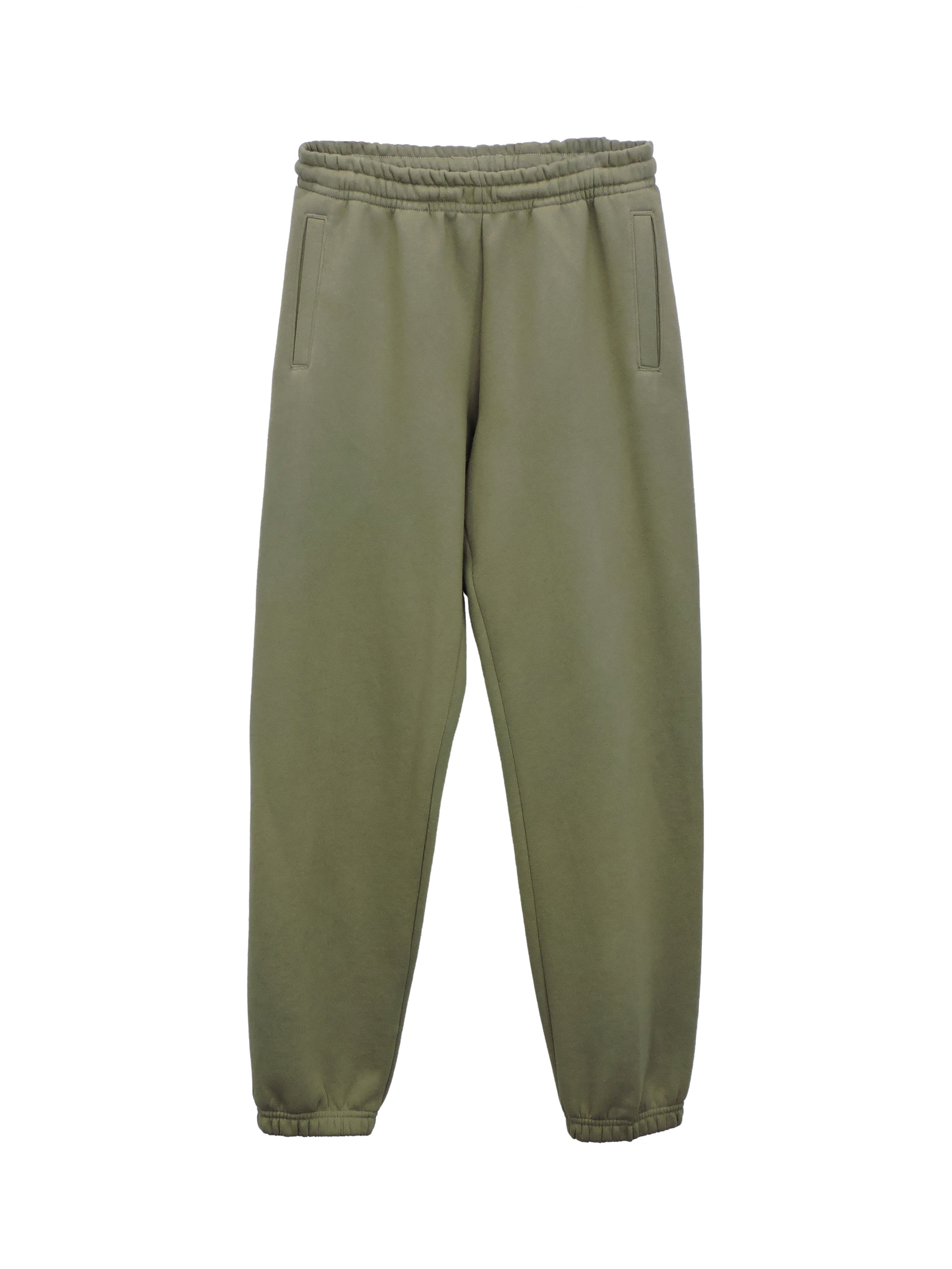 blank moss green - PRINTABLE SWEATPANT