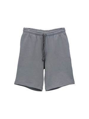 Pebble Grey French Terry - PARK LONG SHORT