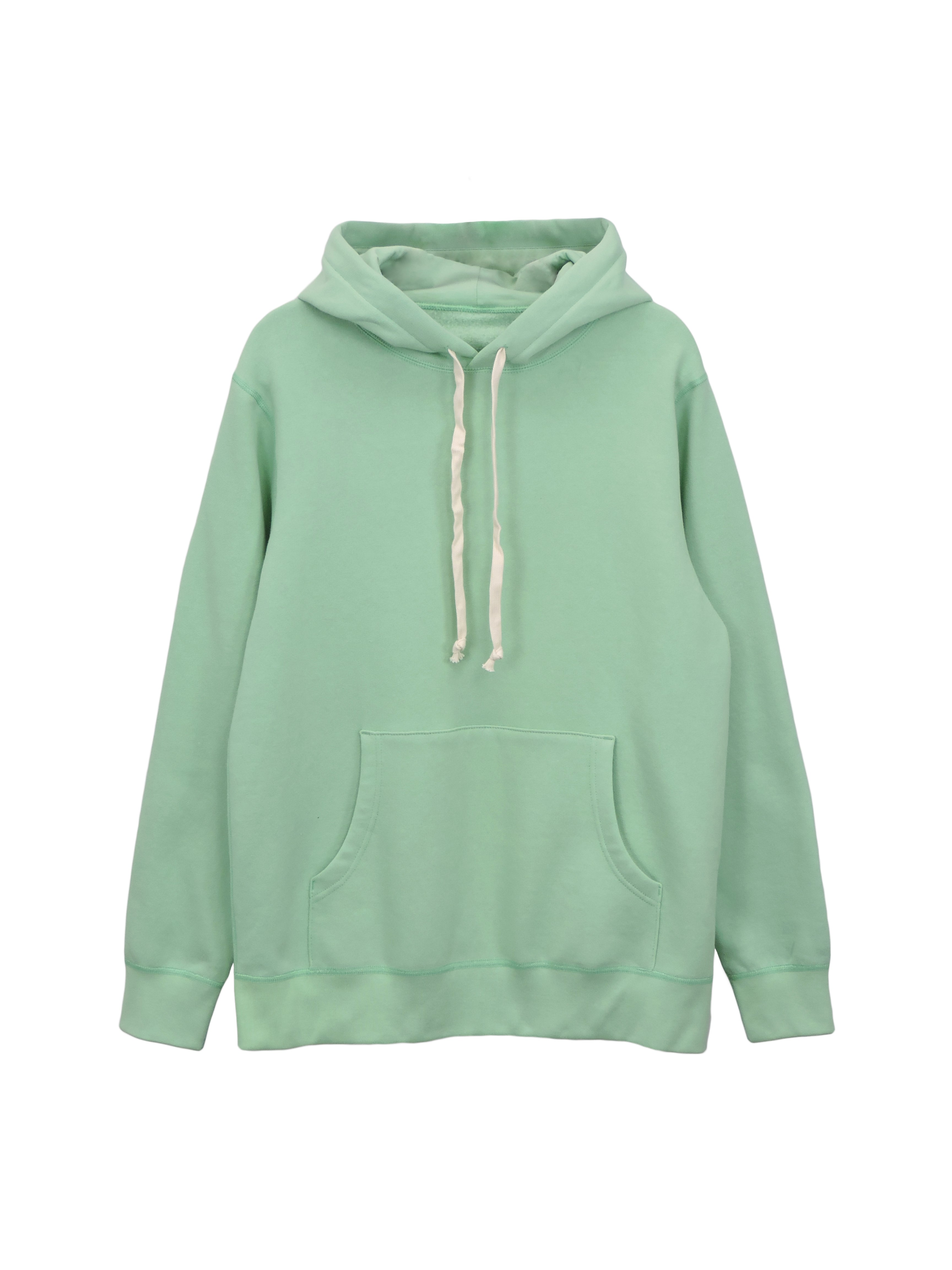 Mint Green Fleece - MAIN HOODIE