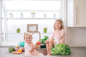 Get Picky kids eat healthy food