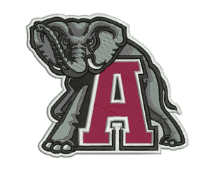 Alabama Embroidery Design