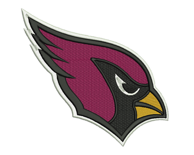 Arizona Cardinals Embroidery Design