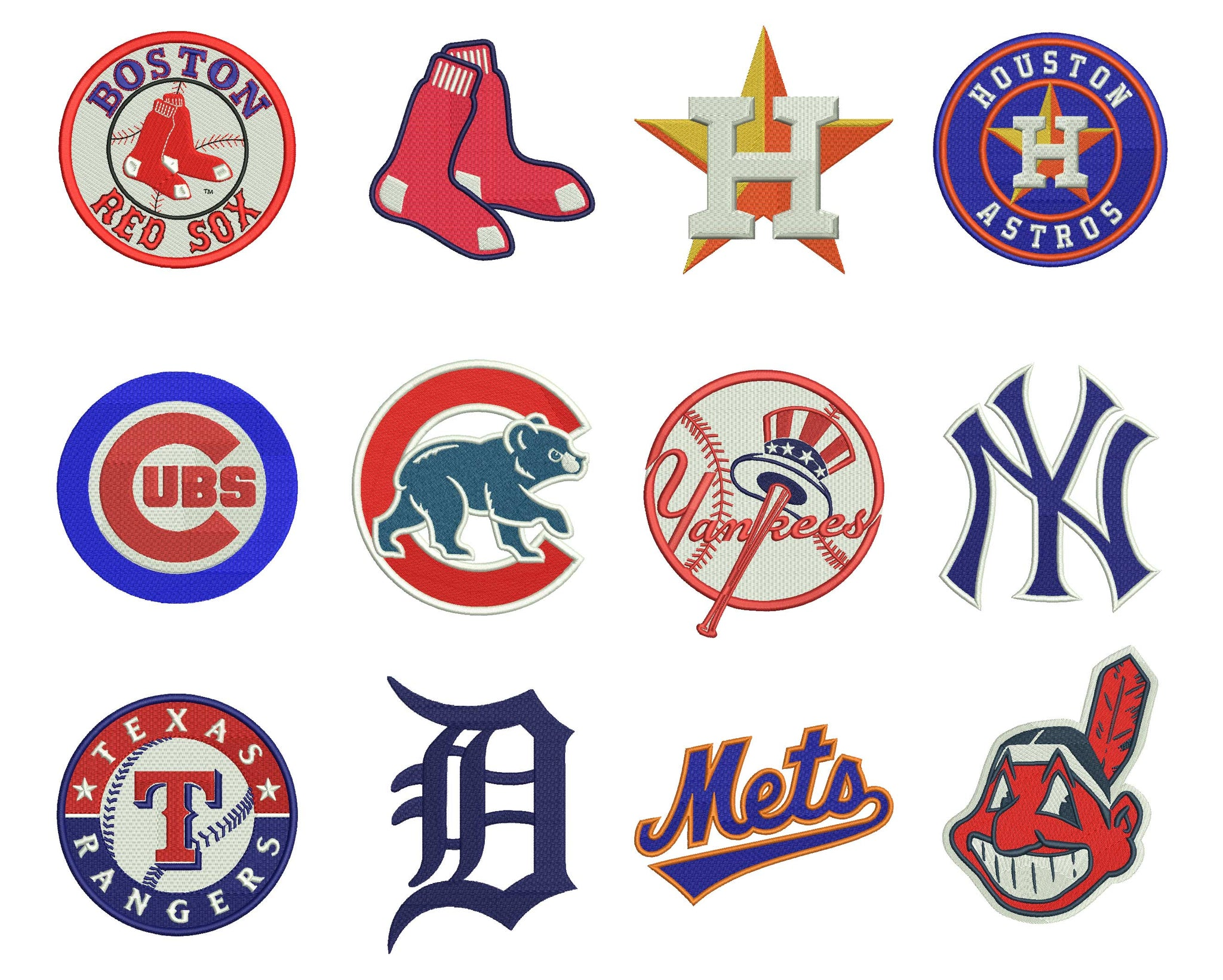 12 Baseball Embroidery Design 1 Buy Embroidery Design