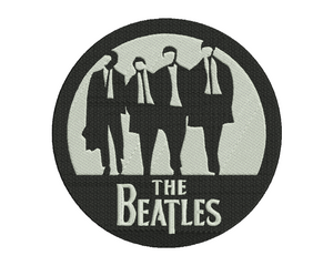 Beatles Embroidery Design #2