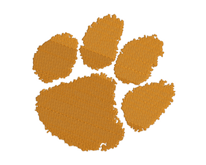Clemson Embroidery Design