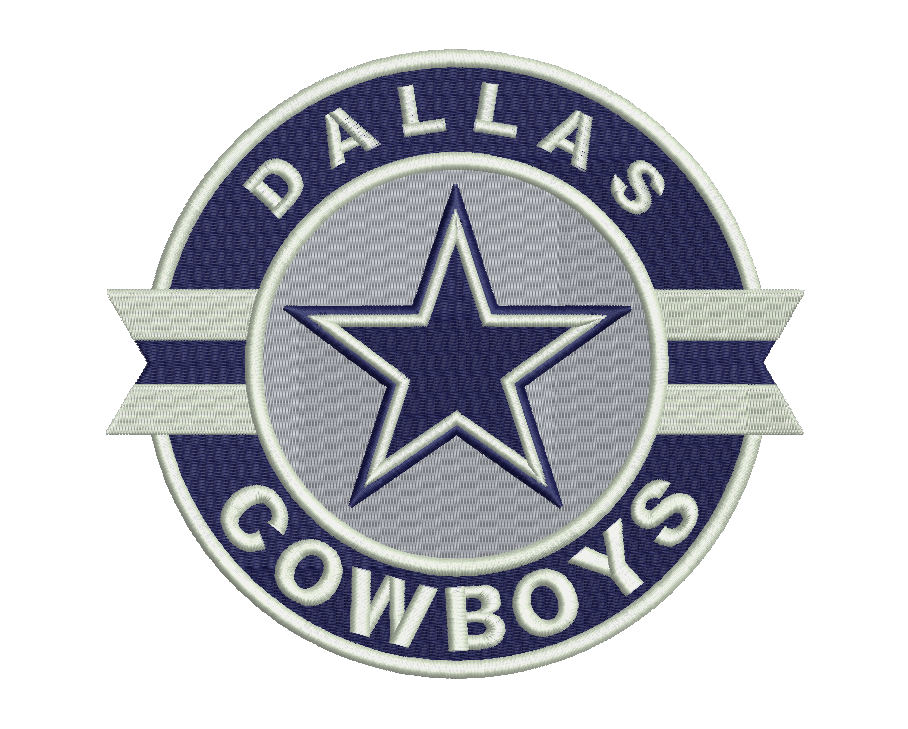 Dallas Cowboys Embroidery Design Buy Embroidery Design