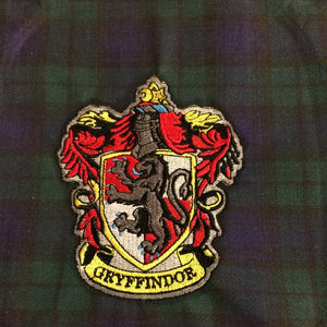Gryffindor Badge Embroidery Design File