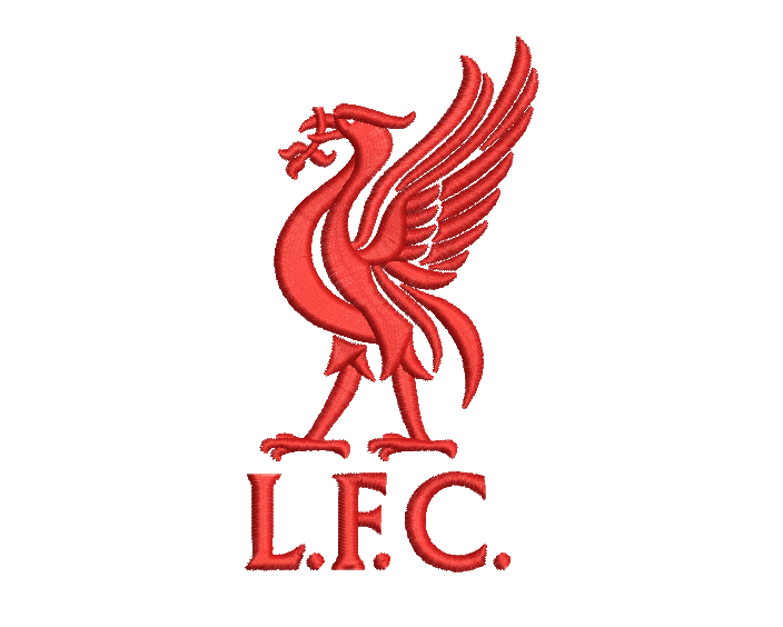 Liverpool Embroidery Design #1