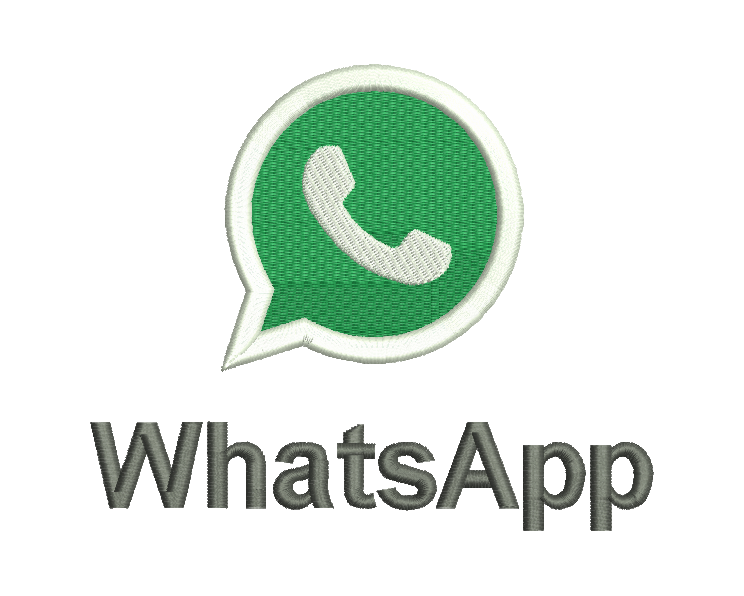 WhatsApp Embroidery Design File