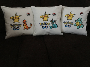 7 Pokemon Applique Design #2