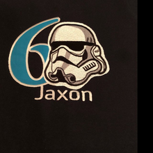 7 Star Wars Embroidery Design