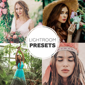Lightroom Presets - 27 Collections