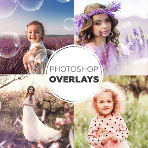 Photoshop Overlays - 27 Collections