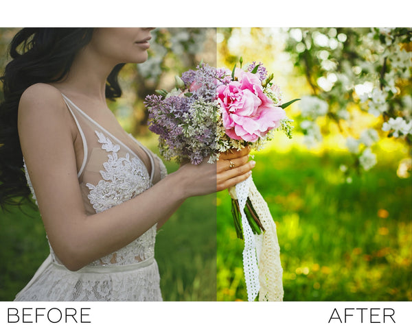 Wedding - Lightroom Presets