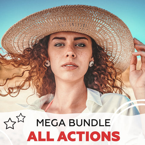 All Actions - Mega Bundle