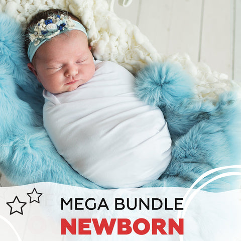 Newborn - Mega Bundle